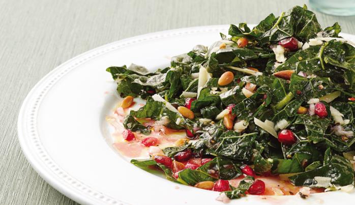 Grünkohl-Salat